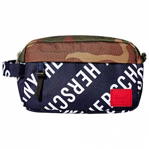 HERSCHEL SUPPLY CO. 【 CHAPTER CARRY ON ROLL CALL PEACOAT WOODLAND CAMO 】 バッグ
