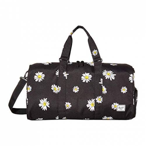 HERSCHEL SUPPLY CO. バッグ ユニセックス 【 Novel Mid-volume 】 Daisy Black