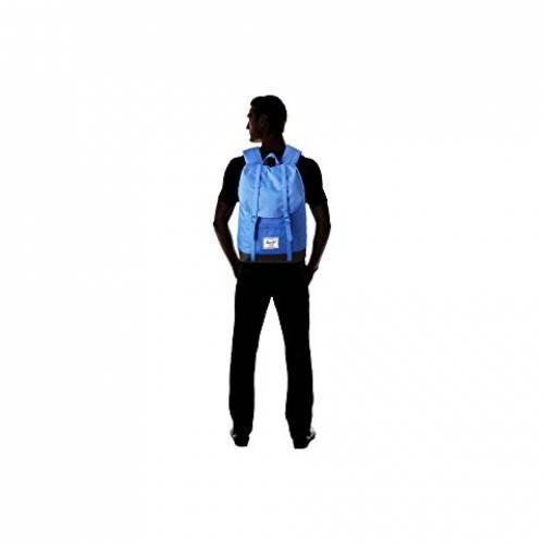 HERSCHEL SUPPLY CO. バッグ ユニセックス 【 Retreat 】 Amparo Blue/black
