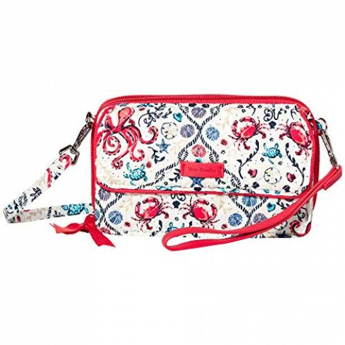 VERA BRADLEY バッグ レディース 【 Iconic Rfid All-in-one Crossbody 】 Sea Life