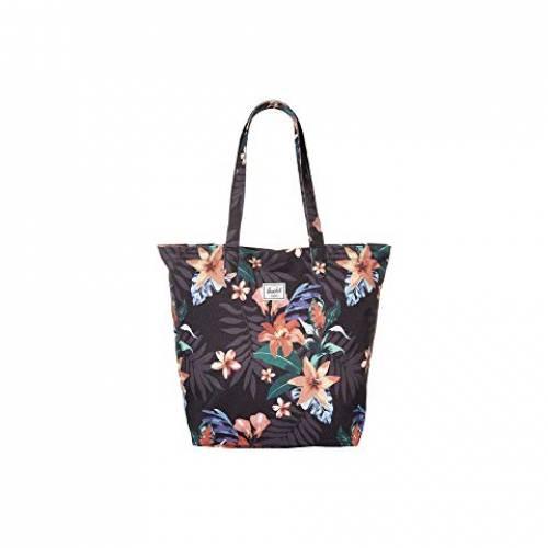 HERSCHEL SUPPLY CO. バッグ ユニセックス 【 Mica 】 Summer Floral Black