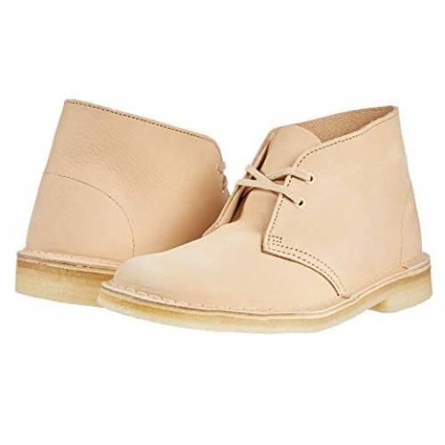 クラークス CLARKS ブーツ レディース 【 Desert Boot 】 Wheat Nubuck