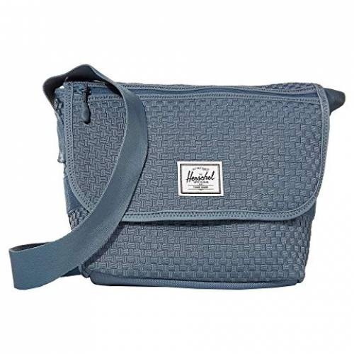 HERSCHEL SUPPLY CO. バッグ ユニセックス 【 Grade Mini 】 Blue Mirage