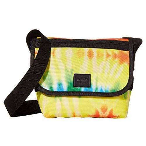 HERSCHEL SUPPLY CO. バッグ ユニセックス 【 Grade Mini 】 Rainbow Tie-dye