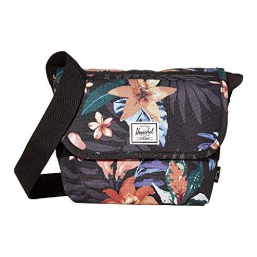 HERSCHEL SUPPLY CO. バッグ ユニセックス 【 Grade Mini 】 Summer Floral Black