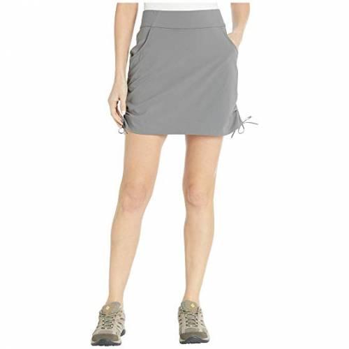 コロンビア COLUMBIA Casual・・ レディースファッション ボトムス スカート レディース 【 Anytime Casual・・ Skort 】 City Grey