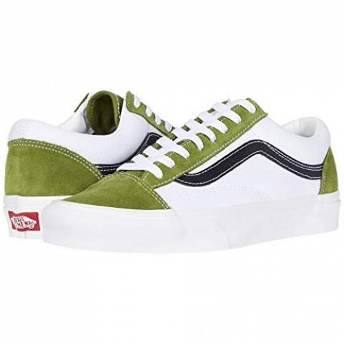 バンズ VANS スニーカー メンズ ユニセックス 【 Style 36 】 (retro Sport) Calla Green/true White