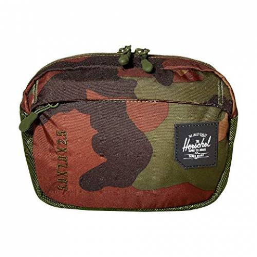 HERSCHEL SUPPLY CO. バッグ ユニセックス 【 Tour Small 】 Woodland Camo