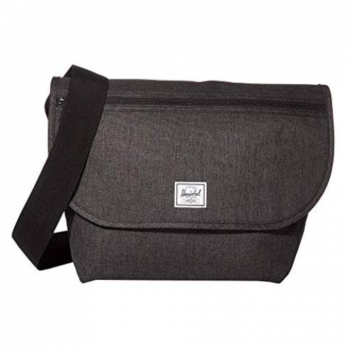 HERSCHEL SUPPLY CO. バッグ ユニセックス 【 Grade Mid-volume 】 Black Crosshatch