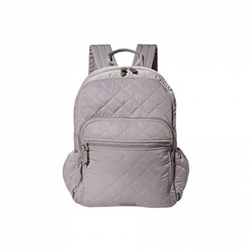 VERA BRADLEY パフォーマンス キャンパス バックパック バッグ リュックサック レディース 【 Iconic Performance Twill Campus Backpack 】 Tranquil Gray