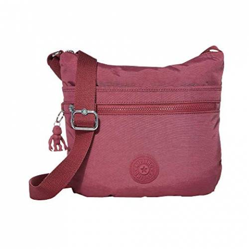 KIPLING バッグ レディース 【 Arto Crossbody Bag 】 Fig Purple
