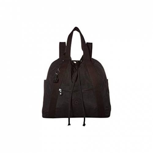KIPLING アート バックパック バッグ リュックサック レディース 【 Art Medium Tote Backpack 】 Black Noir
