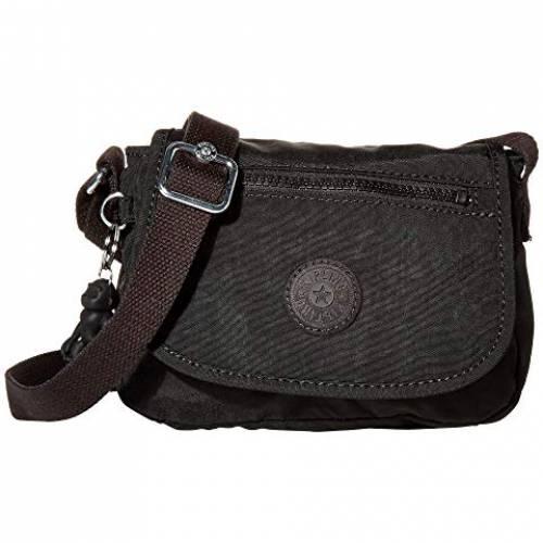 KIPLING バッグ レディース 【 Sabian Crossbody Mini Bag 】 Black Noir