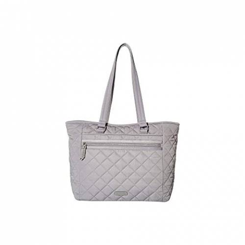 VERA BRADLEY パフォーマンス バッグ レディース 【 Iconic Performance Twill Work Tote 】 Tranquil Gray