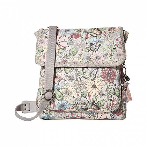 SAKROOTS バックパック バッグ リュックサック レディース 【 Artist Circle Convertible Backpack 】 Blush In Bloom