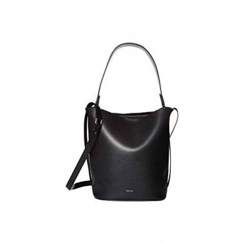 REISS バッグ レディース 【 Hudson Bucket Bag 】 Black