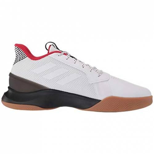 アディダス ADIDAS ラン ゲーム スニーカー メンズ 【 Run The Game 】 Footwear White/footwear White/core Black