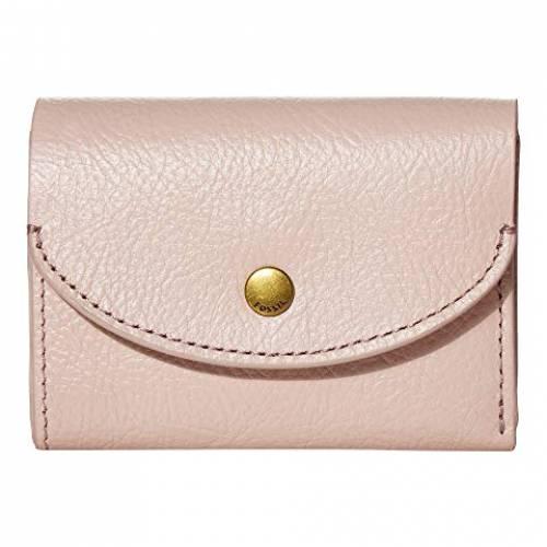 FOSSIL ウォレット 財布 バッグ レディース 【 Gwen Mini Wallet 】 Dusty Rose