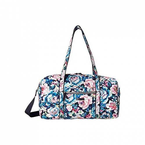 VERA BRADLEY ダッフル バッグ レディース 【 Iconic Medium Travel Duffel 】 Garden Grove