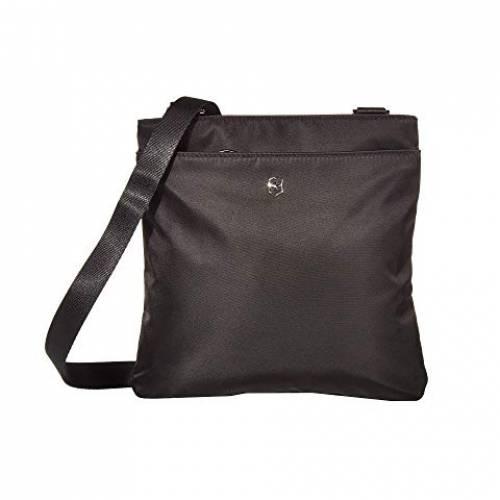 VICTORINOX 高級な スリム 2.0 SLIM VICTORIA SHOULDER 送料無料 BAG バッグ 選択 BLACK
