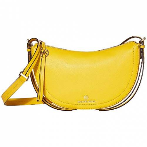 MICHAEL MICHAEL KORS バッグ レディース 【 Camden Small Messenger 】 Sunflower