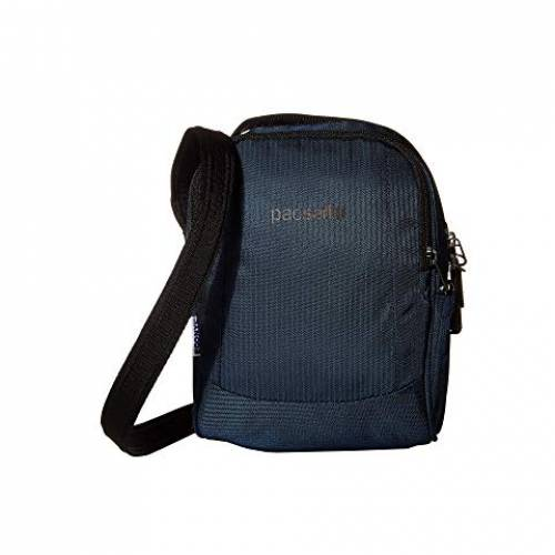 PACSAFE バッグ Econyl・・ ユニセックス 【 Metrosafe Ls100 Econyl・・ Anti-theft Crossbody Bag 】 Econyl・・ Ocean