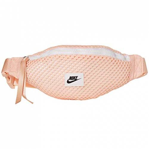 ナイキ NIKE エア バッグ ユニセックス 【 Air Waistpack - Small 】 Washed Coral/washed Coral/black