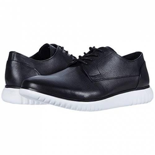 カルバンクライン CALVIN KLEIN スニーカー メンズ 【 Teodor 】 Black/white/soft Tumbled Leather