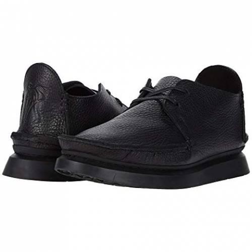 クラークス CLARKS スニーカー メンズ 【 Seven 】 Black Leather