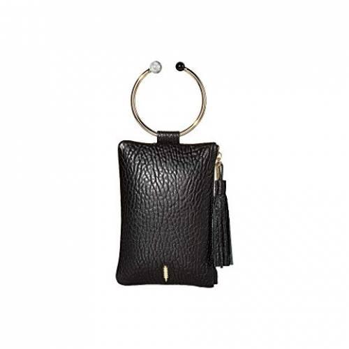 THACKER NOLITABEADED RING CLUTCH 高級品 バッグ 送料無料 BLACK タイムセール