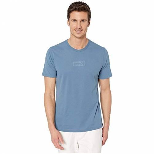 HURLEY ハーレー ドライフィット ボックス Tシャツ & 【 DRIFIT HURLEY ONE ONLY SMALL BOX REFLECTIVE TEE THUNDESTORM 】 メンズファッション トップス Tシャツ カットソー