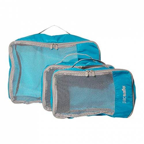 PACSAFE バッグ ユニセックス 【 Travel Packing Cubes 】 Pacific