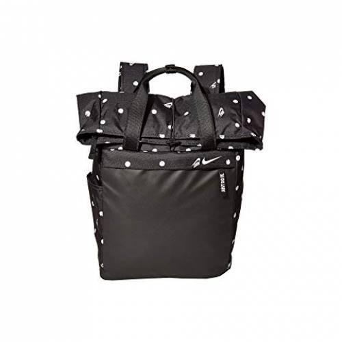 ナイキ NIKE バックパック バッグ リュックサック ユニセックス 【 Radiate Backpack 】 Black/black/white