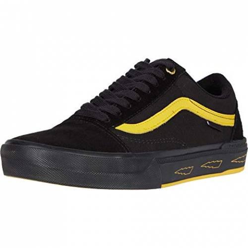 バンズ VANS Pro・・ スニーカー メンズ 【 Bmx Old Skool Pro・・ 】 (larry Edgar) Black/yellow