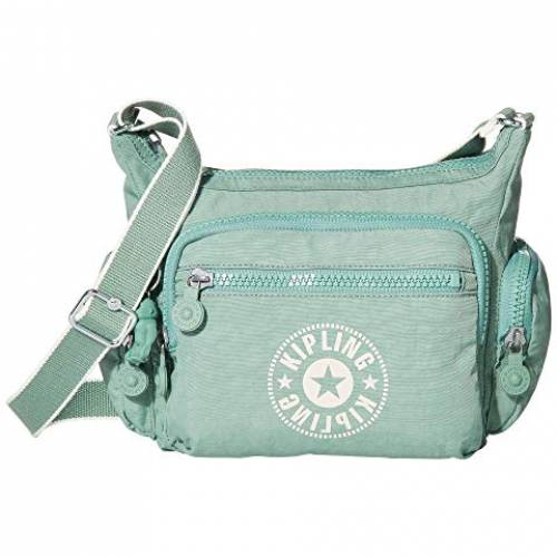 KIPLING バッグ レディース 【 New Classics Gabbie Small Crossbody Bag 】 Frozen Mint