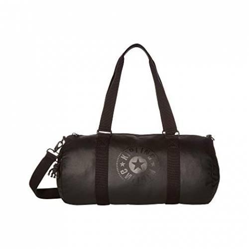 KIPLING ダッフル バッグ レディース 【 New Classics Onalo Duffel Bag 】 Raw Black