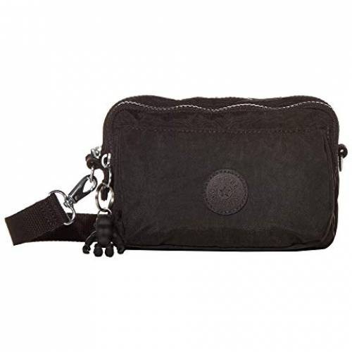 KIPLING バッグ レディース 【 Abanu Multi Convertible Crossbody Bag 】 Black Noir