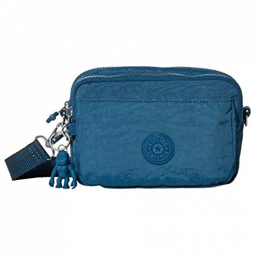 KIPLING バッグ レディース 【 Abanu Multi Convertible Crossbody Bag 】 Mystic Blue