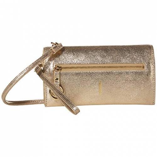 THACKER ウォレット 財布 バッグ レディース 【 Crossbody Wallet 】 Vintage Gold