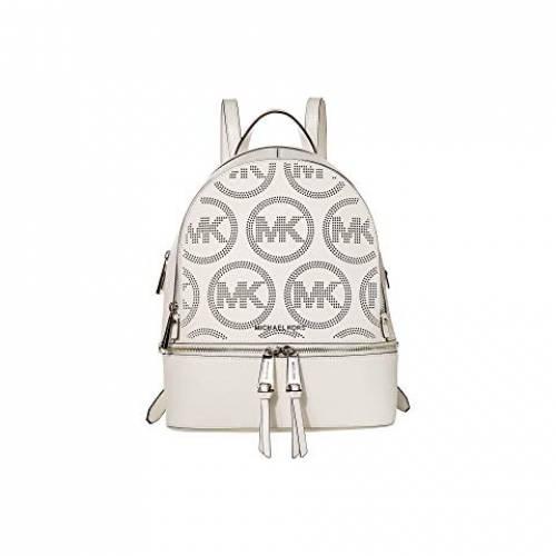 MICHAEL MICHAEL KORS バックパック バッグ リュックサック レディース 【 Rhea Zip Medium Backpack 】 Optic White