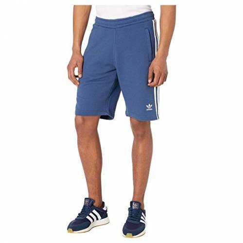 アディダスオリジナルス ADIDAS ORIGINALS ショーツ ハーフパンツ メンズファッション ズボン パンツ メンズ 【 3-stripes Shorts 】 Night Marine