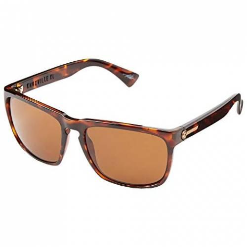 エレクトリックアイウェア ELECTRIC EYEWEAR バッグ 眼鏡 ユニセックス 【 Knoxville Xl 】 Tortoise Shell/ohm Bronze