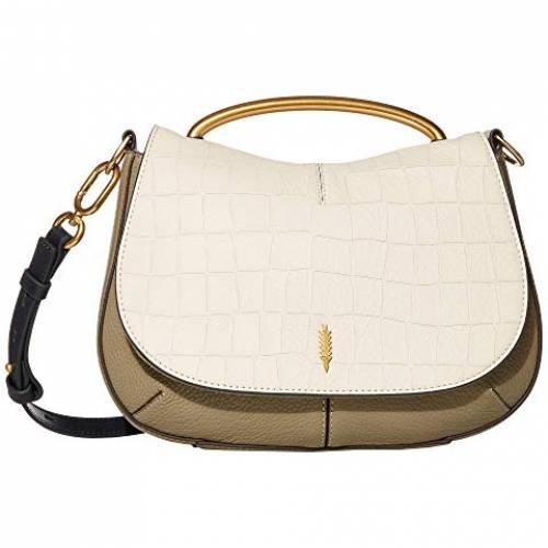 THACKER バッグ レディース 【 Nola Shoulder Bag 】 Gardenia/taupe