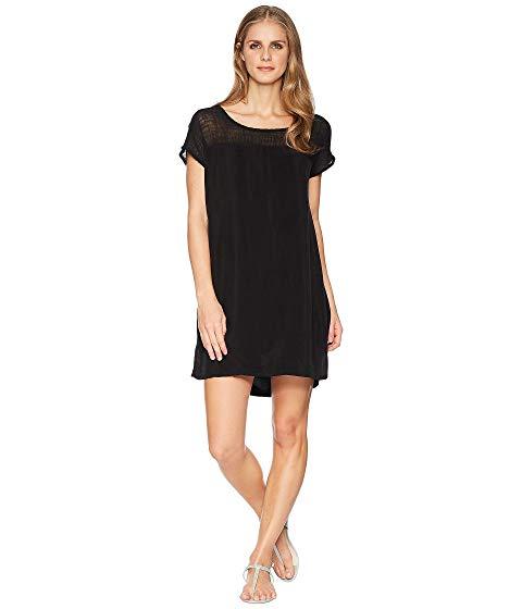 HARD TAIL ドレス レディースファッション ワンピース レディース 【 Shift Dress 】 Black