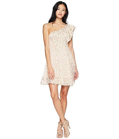 ASTR THE LABEL ドレス クリーム 【 ASTR THE LABEL MEGAN DRESS CREAM CLAY DOT 】 レディースファッション ワンピース