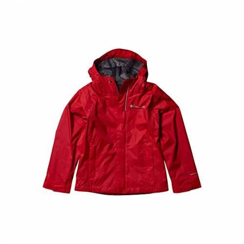 コロンビアキッズ COLUMBIA KIDS 赤 レッド WATERTIGHT・・ 【 RED COLUMBIA KIDS JACKET LITTLE BIG MOUNTAIN 】 キッズ ベビー マタニティ コート