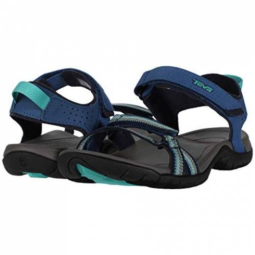 TEVA テバ TEVA レディース 【 Verra 】 Antiguous Dark Blue