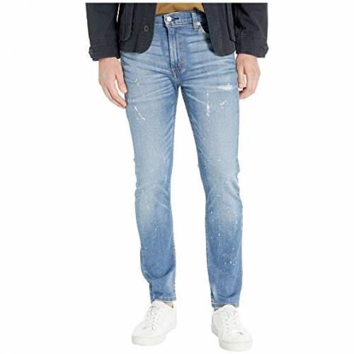 LEVI'S・・ MENS メンズ LEVI'S・・ 510・・ 【 MENS SKINNY BRANDON SPLATTER DESTRUCTED STRETCH 】 メンズファッション ズボン パンツ