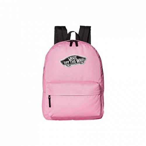 バンズ VANS バックパック バッグ リュックサック レディース 【 Realm Backpack 】 Fuchsia/pink