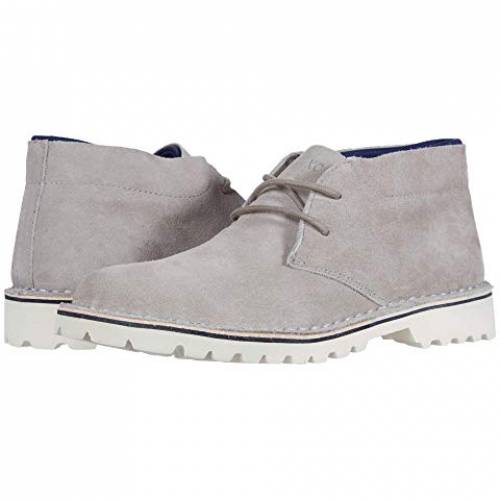 KENNETH COLE REACTION ブーツ スニーカー 【 ABIE DESERT BOOT B LIGHT GREY 】 メンズ 送料無料